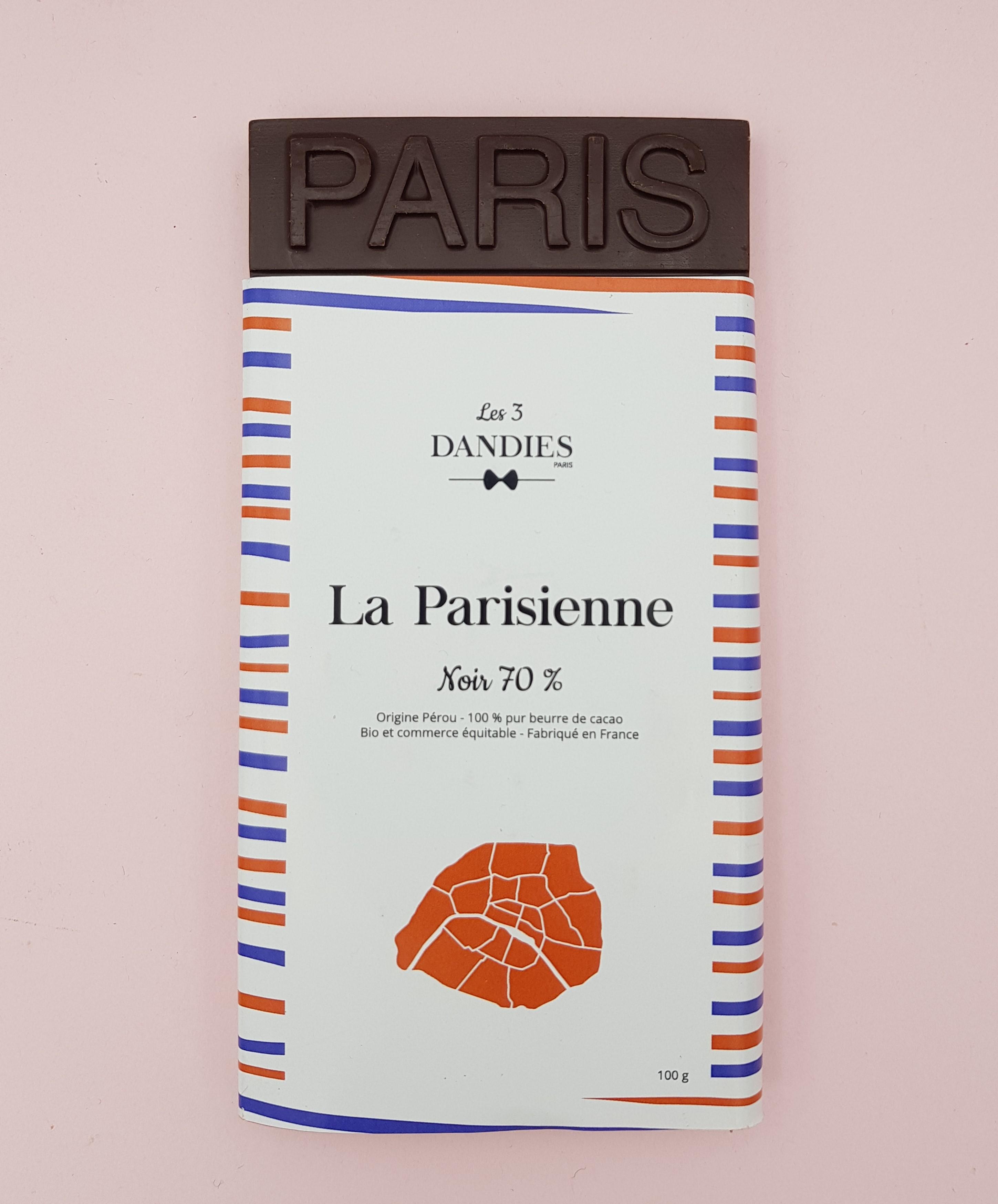 La Parisienne Noir 70%