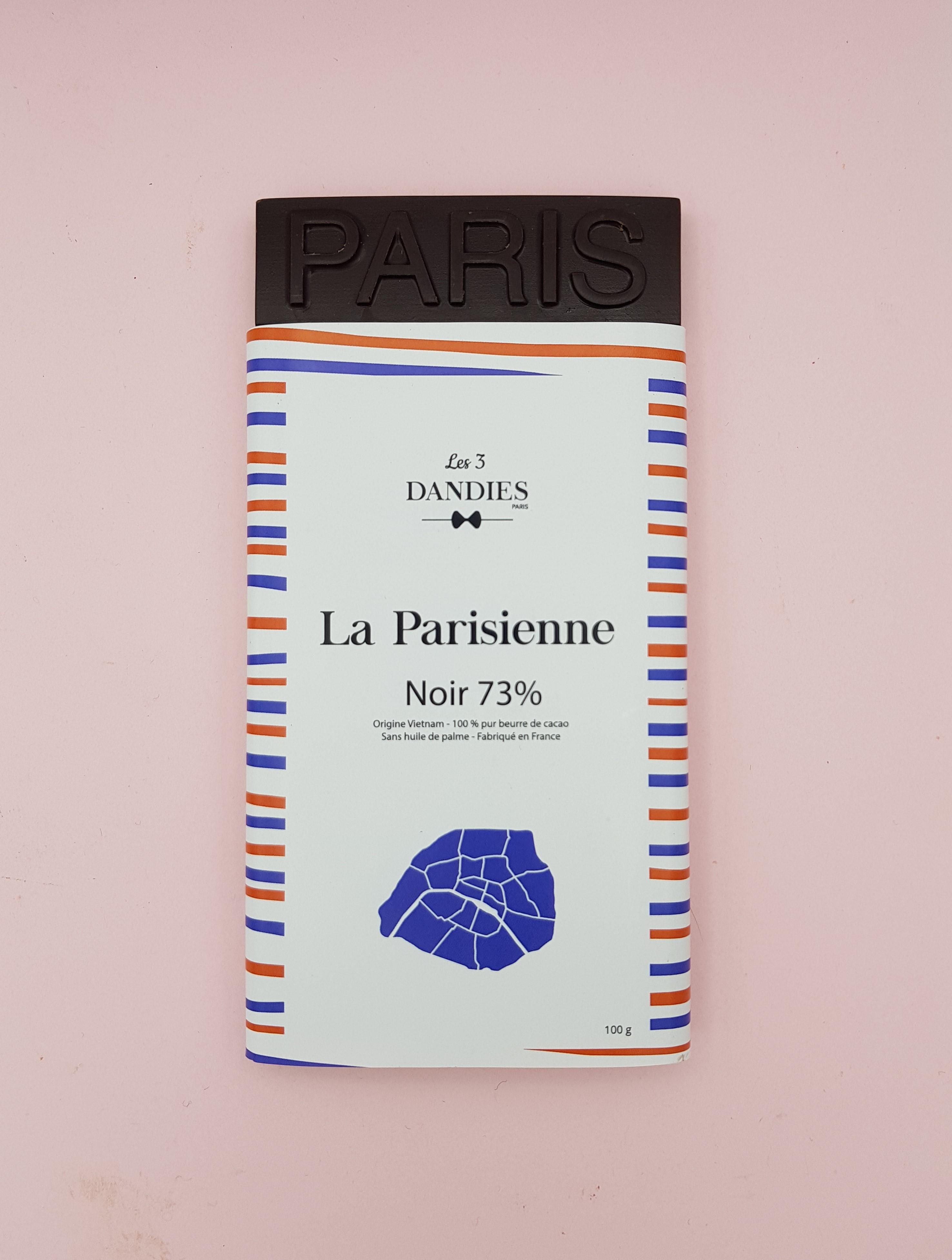 La Parisienne Noir 73% Vietnam