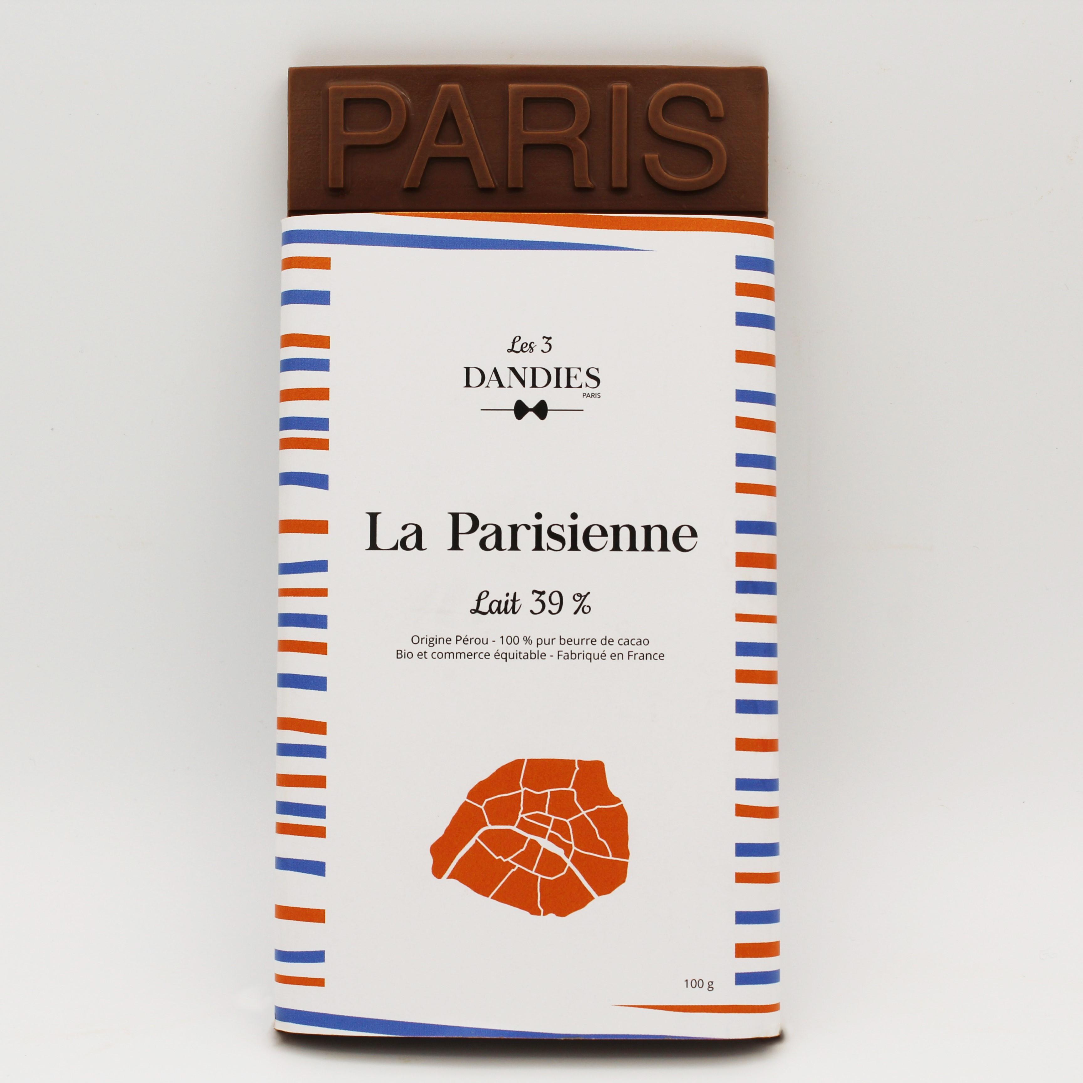 La Parisienne Lait 39%